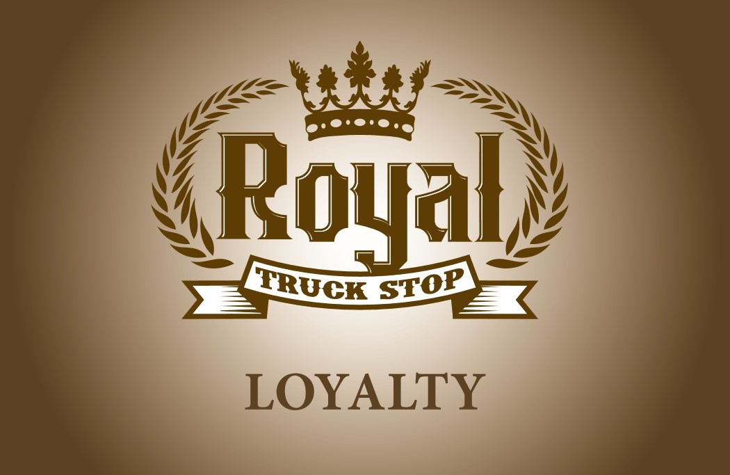 Royal Truck Stop Cards